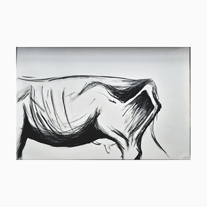 Chroessi Schnell, Cows X, Drawing, 2007-2010
