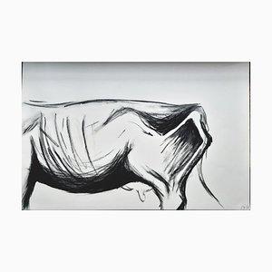 Chroessi Schnell, Cows X, Zeichnung, 2007-2010