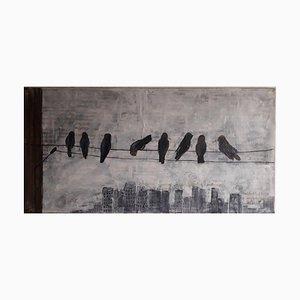 Anita Amani Dorp, City Birds, 21th Century