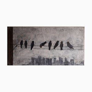 Anita Amani Dorp, Stadtvögel, 21. Jahrhundert