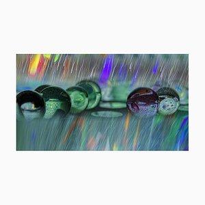 Anna Golovanova, Light Show Drip, Digital Photographic Art, 2020