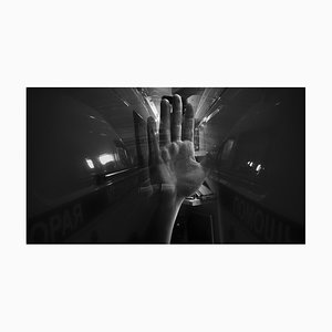 Anna Golovanova, Stop, Digital Photographic Pandemic Art, 2020