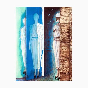Figurative Art, Wim Jonkman, Self-Reflection, 21th Century
