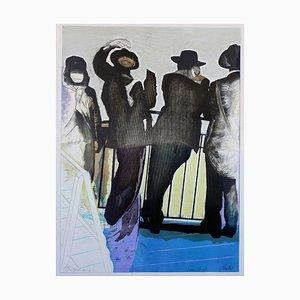 Figurative Kunst, Wim Jonkman, Impertinente Impasse, 21. Jahrhundert