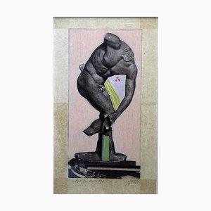 Figurative Art, Wim Jonkman, Imbiss, Lithograph, 21th Century