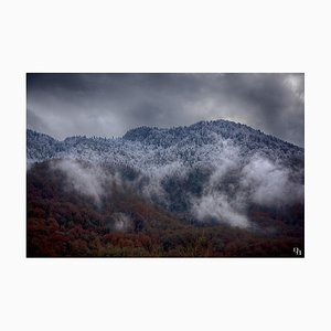 Ksenia Kokovashina, Mountain Landscape II, Digital Photographic Art, 2020