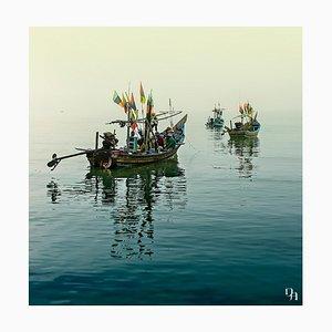 Ksenia Kokovashina, Open Sea View II, Digital Photographic Art, 2020