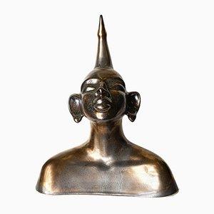 Lina Gonchar, Lina I, Keramikskulptur, 21. Jahrhundert