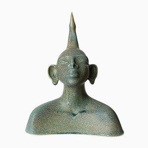 Lina Gonchar, Lina III, Ceramic Sculpture, 21st Century