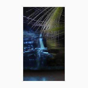 Anna Golovanova, Water Drops I, Digital Photographic Art, 2020