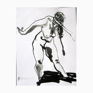 Wim Van Broekhoven, Standing Nude, 2019