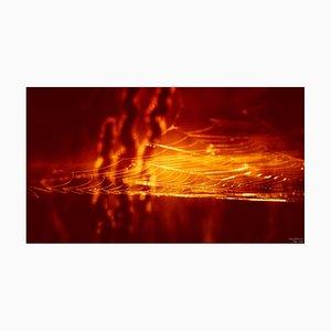 Anna Golovanova, Fire Web, Digital Photographic Art, 2020