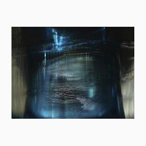 Anna Golovanova, Paysage Bleu, Art Photographique Numérique, 2020