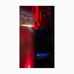 Anna Golovanova, Still Life Red Blue, Digital Photographic Art, 2020