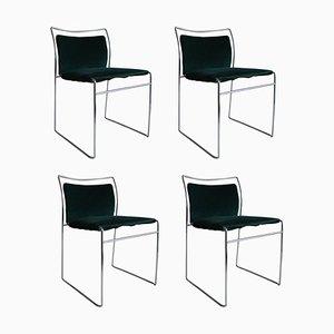 Tulu Stühle von Kazhuide Takahama für Simon Gavina, Italien, 1968, 4er Set