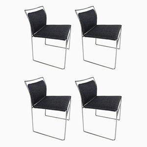 Italienische Tulu Stühle von K. Takahama für Gavina, 1969, 4er Set