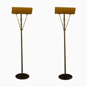 Stehlampen von Afra und Tobia Scarpa für Benetton Group Saleroom, 1980er