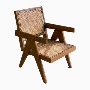 Model Pj010104t Easy Low Chair by Pierre Jeanneret, 1953