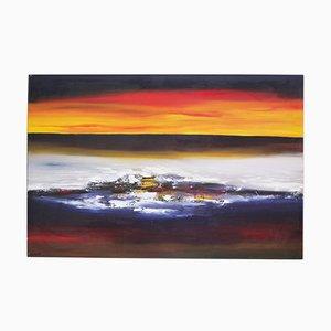 Sunset Gemälde, 2000er