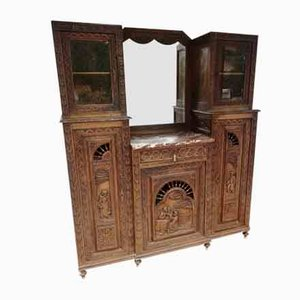 Neo Gothic Buffet with 2 Parts
