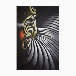 Abstraktes Gemälde, 2000er