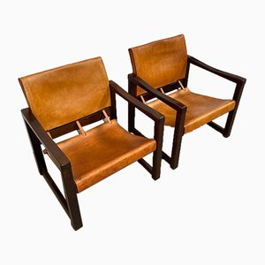 Armchairs by Karin Mobring, Set of 2