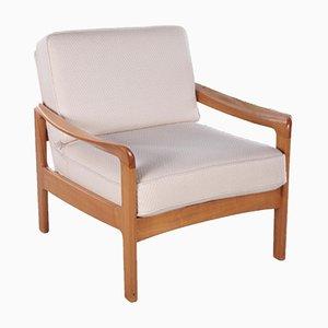 Danish Teak Chair by Ole Wanscher, 1960s
