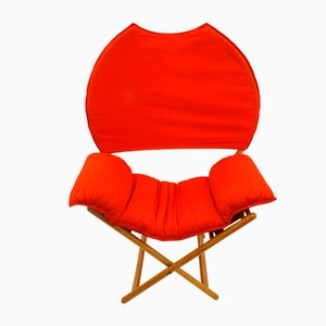 Queen of Africa Chair by Vico Magistretti from Alias