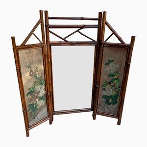Art Deco Spiegel mit Drei Türen
