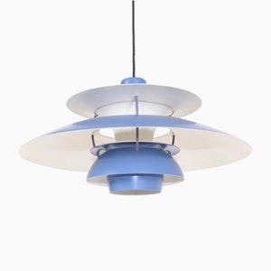 Danish Model Ph5 Pendant Lamp by Poul Henningsen for Louis Poulsen, 1950s