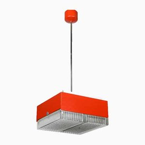 Mid-Century Modernist Style Ceiling Lamp by Josef Hůrka for Napako, 1960s