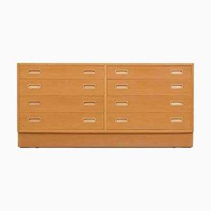 Eichenholz Sideboard von Poul Hundevad für Hundevad & Co.