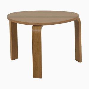 Tavolino nello stile di Alvar Aalto, Danimarca, anni '80