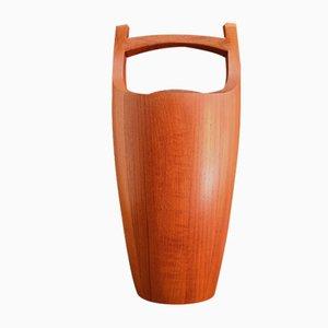 Teak Eiskübel von Jens Harald Quistgaard für Dansk Design