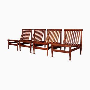 Teak Lounge Chair by Kai Lyngfeldt Larsen