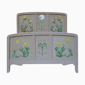 Arts & Crafts Hand-Painted Princess Daybed