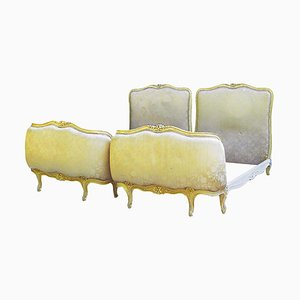Louis XVI Daybeds, Set of 2