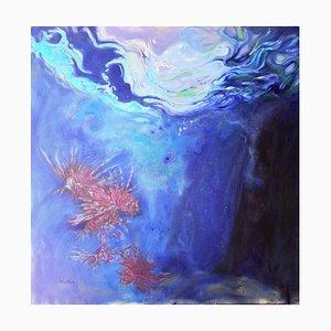 Under the Water Gemälde von Perez Petriarte, 2017