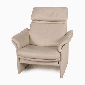 Chalet Leder Armlehnstuhl von Erpo