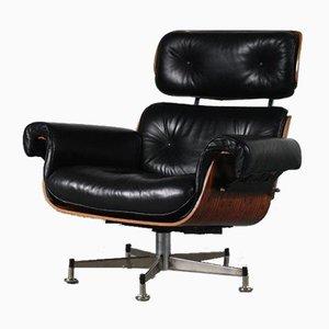 Sedia girevole nello stile di Charles & Ray Eames, Germania, anni '60