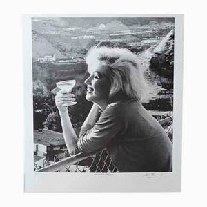 Marilyn Monroe, Malibu, 1962
