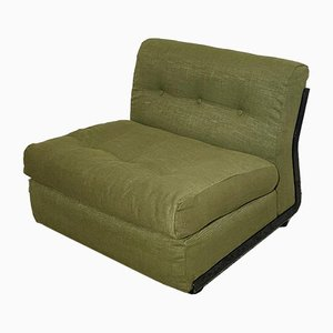 Amanta Lounge Chair by Mario Bellini for B&B Italia, 1970s