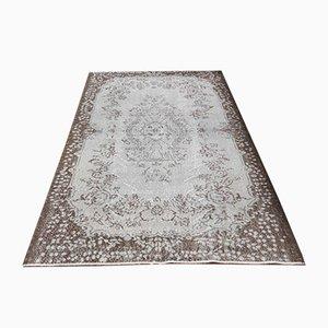 Türkischer Vintage Area Teppich