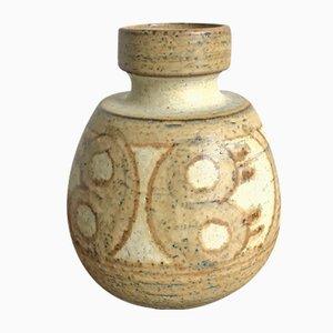 Stoneware Vase by Noomi Backhausen for Søholm Stentøj, 1960