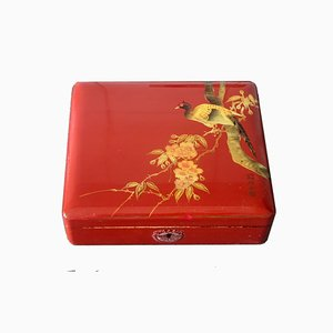 Chinese Lacquered Box, 1930s