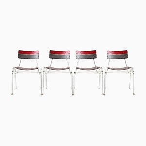 Dining Chairs, 1960, Set of 4