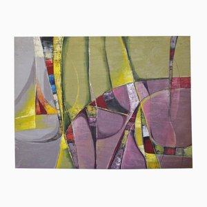 2000 Farbiger Abstrakter Rahmen
