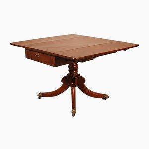 Frühes 19. Jh. Pembroke Tisch aus Mahagoni