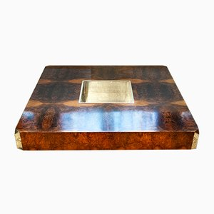 Coffee Table by Willy Rizzo for Sabot, 1970s