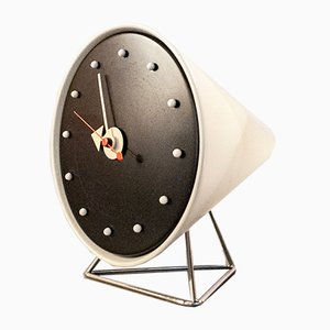 Cone Clock by George Nelson for Vitra, 1970s